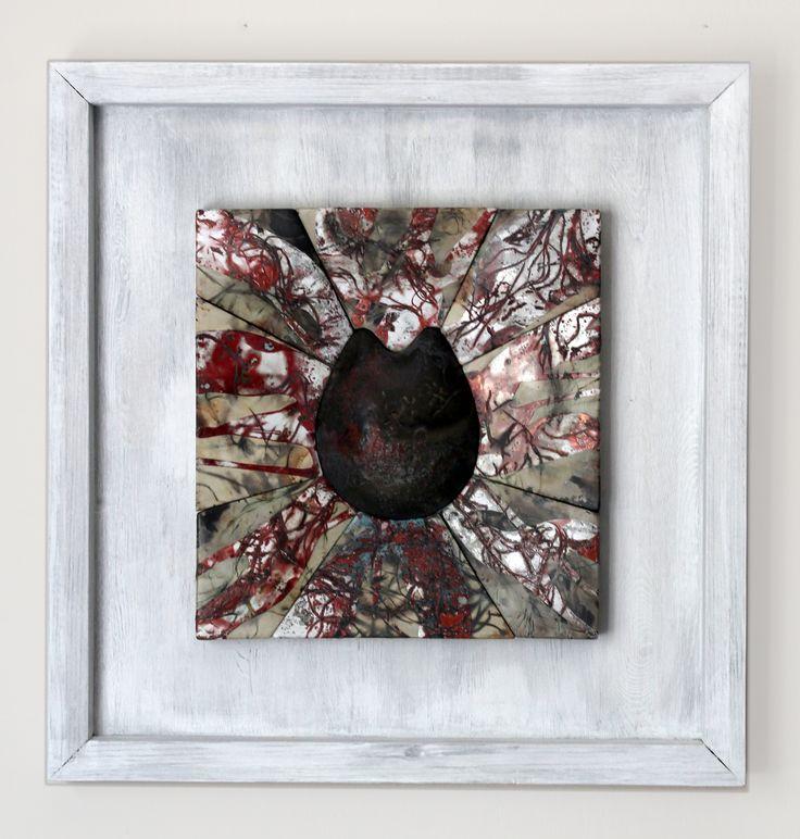 """""""Magna Mater"""" Serial - Ceramic Tiling by Efe Turkel"""