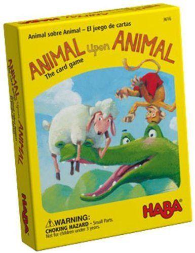 Haba Animal Upon Animal Card Game by HABA. $9.49