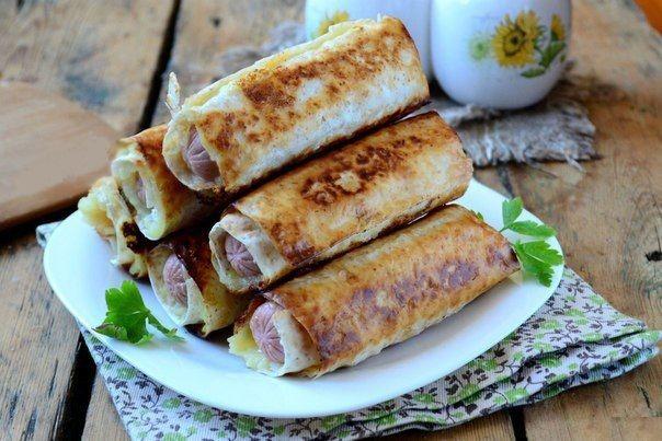 Crenvurști înveliți în cartofi și cașcaval — cei mai grozavi covridogi! - Retete-Usoare.eu