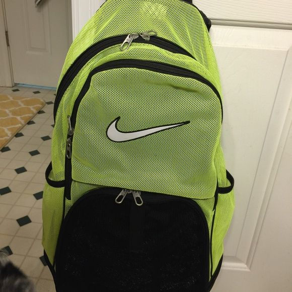 Nike Mesh Backpack New without tags Nike Bags Backpacks
