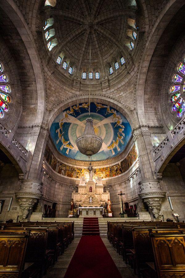 Welcome to Viana do Castelo - Santa Luzia Santuary. Enjoy your Holidays in Portugal visit our website: http://www.enjoyportugal.eu/#!minho/cptu #portugal