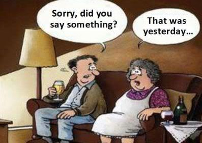 This sums up my grandparents nicely.   Funny Old People Images Funny Old People Pictures & Graphics - Page