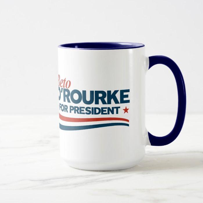 Beto O'Rourke for President Mug