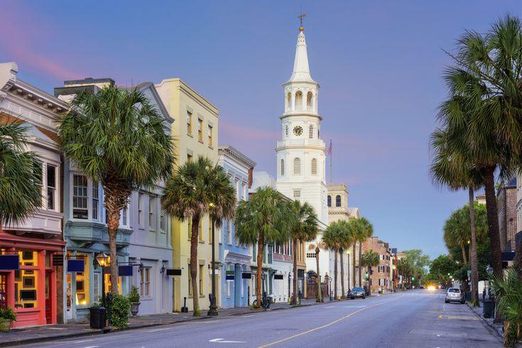 El Barrio Francés de Charleston (Carolina del Sur) Las mejores ciudades del mundo de 2016 según Travel + Leasure      Del sur de los EE.UU a Oriente Medio, del corazón de México a las urbes europeas y asiáticas... los lectores tienen la palabra
