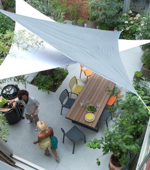 Décorez votre balcon ou terrasse avec quelques idées ...