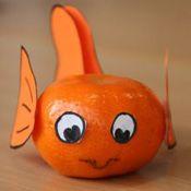 Traktatietip: mandarijn visje | Mama en Zo