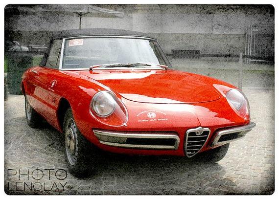 Alfa Romeo Duetto......*sigh*