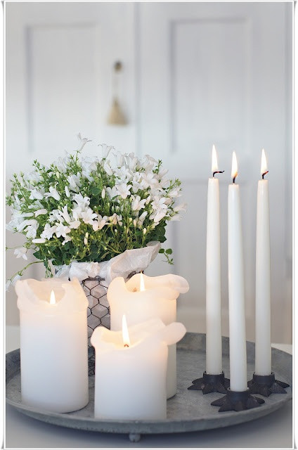 i love the candelight