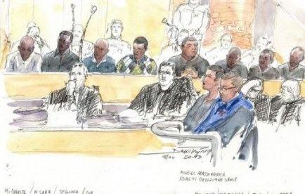 Meurtre sur l'A13: verdict attendu pour les neuf accusés. Après deux semaines de débats, la cour d'assises des Yvelines rend vendredi son verdict dans le procès de l'autoroute A13, où neuf jeunes hommes sont jugés pour avoir battu à mort en 2010 un automobiliste à la suite d'un banal accrochage.