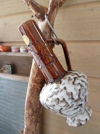 Vase fra Eckhardt and Engler i keramikk.