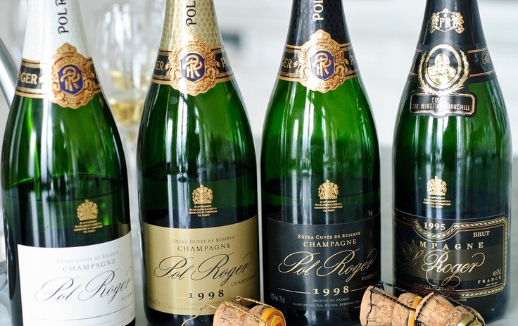 Pol Roger, my favourite Champagne! ♥