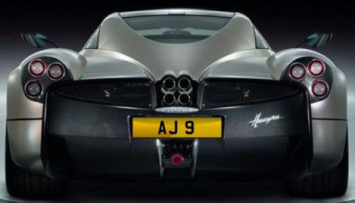AJ 9 #number #plate for #sale Stunning single digit right way round AJ #reg - £85,000 plus dot plus vat www.registrationmarks.co.uk