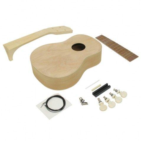 My ukulele kit