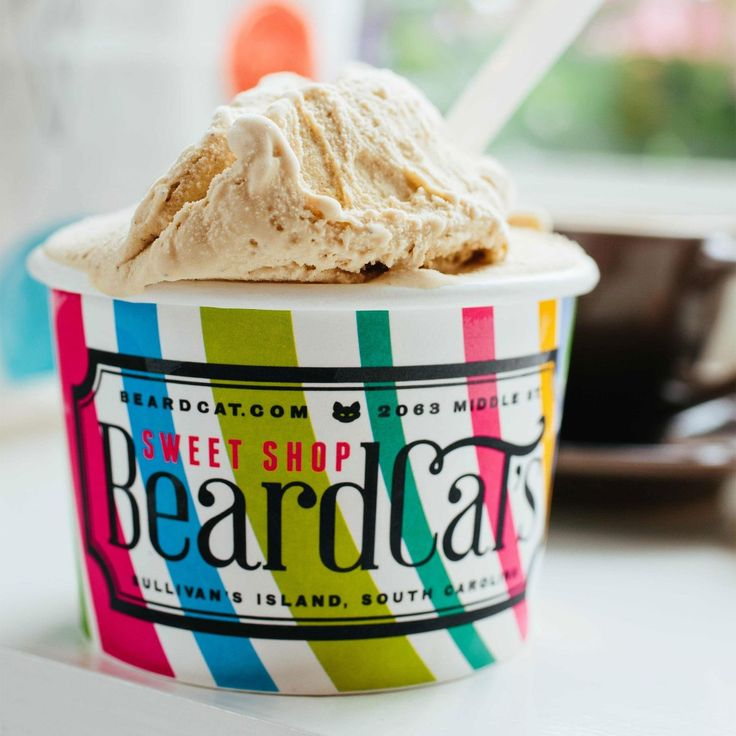 The Southern C(ity) Guide | Charleston. After day at the beach with her family, PPHG COO Jennifer Goldman cools off with creamy gelato at Beardcats on Sullivan's Island.