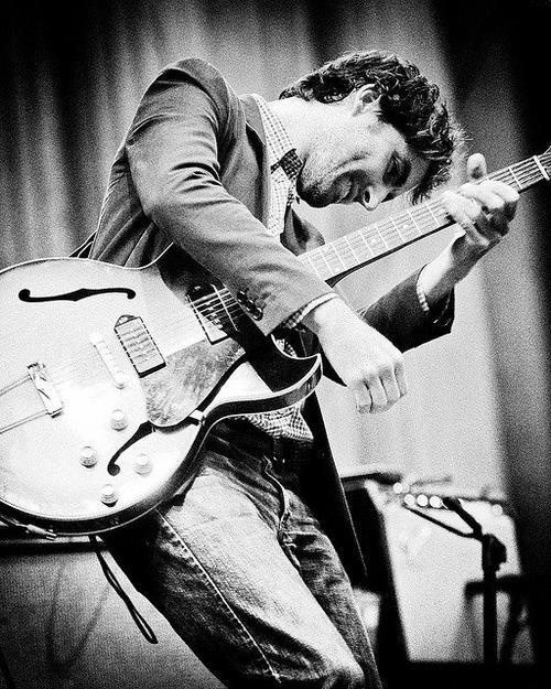 Andrew Bird. Heard about him in August of 2012 at a movie theater. Been in looooove since.