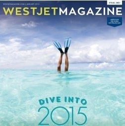 """Salt Spring Island has done it again!  We have been featured in another major publication as one of the 15 Places to Visit in 2015!   Included in the WestJet Magazine article are some amazing tropical destination, beautiful islands and great city destinations from around the globe.   What they have to say about us:   """"Craving an inspirational island getaway? Trust us, a trip to Salt Spring Island delivers."""""""