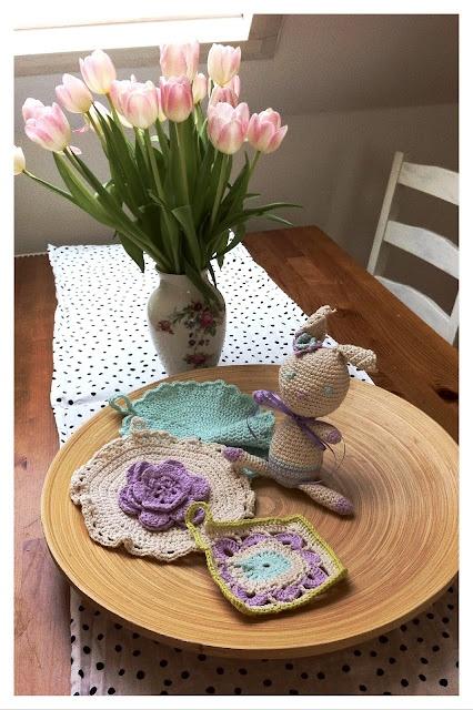 crochet easter gifts