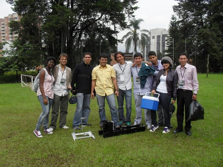 El grupo de instructores