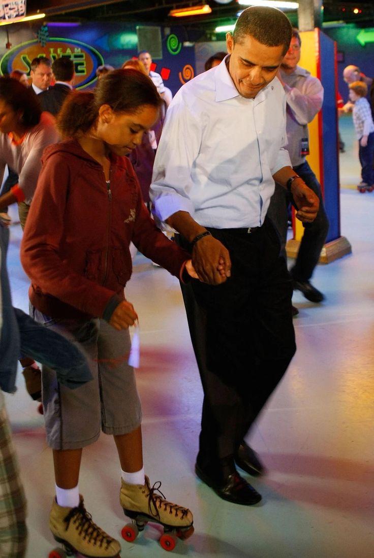 #President Of The United States  #BarackObama #FirstDaughter Of The United States  Malia #Obama