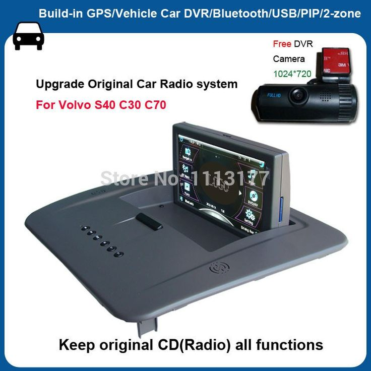 "Sale US $355.00  Car video monitor 6.2"" touch screen for Volvo C30 C70 S40 car Stereo for Volvo S40  #video #monitor #touch #screen #Volvo #Stereo  #CyberMonday"