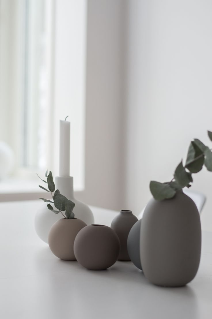 small vases. Cooee, H&M Home