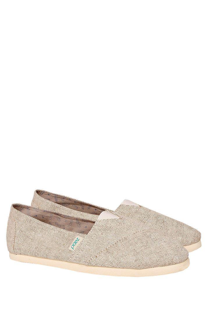 9ccedd3a510 Combi Sand Espadrille Shoes beige by Paez - Shoes