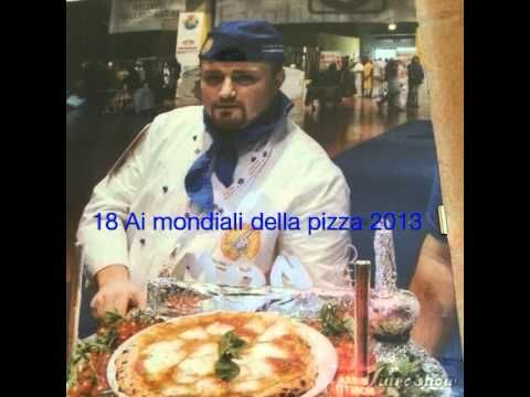 Pizza verace napoletana manuno