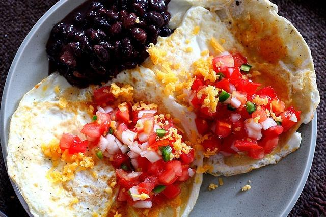 huevos rancheros by smitten kitchen