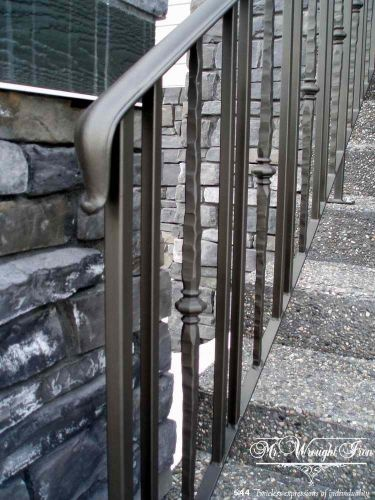 Outdoor Railing Wrought Iron Outdoor Outdoor Stair