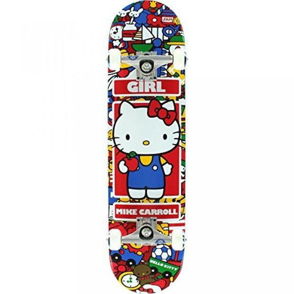 Mike Carroll - Hello Kitty Deck 7.75x31.5