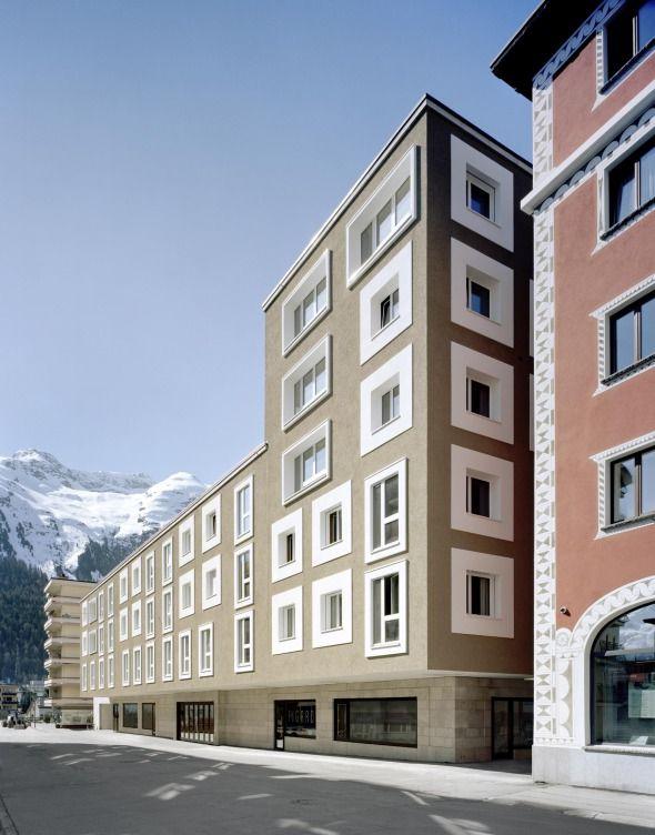 Wohnüberbauung und Seniorenwohnungen Chalavus