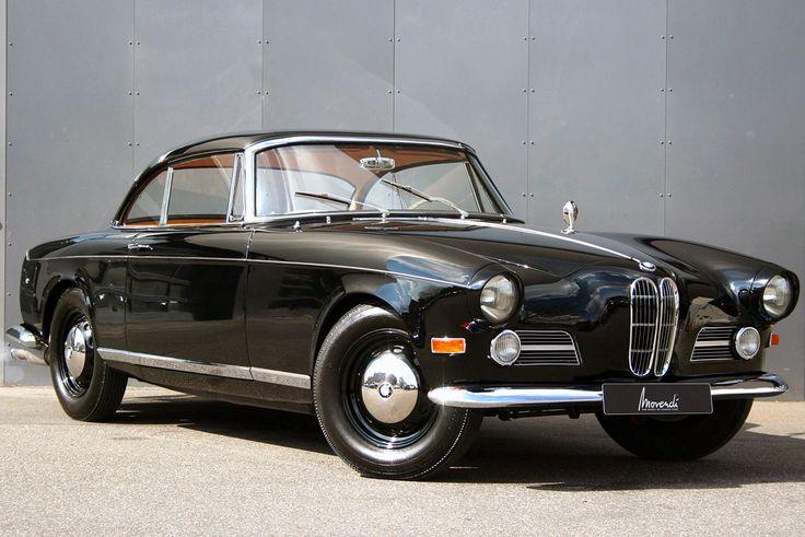1958 BMW 503 Coupé