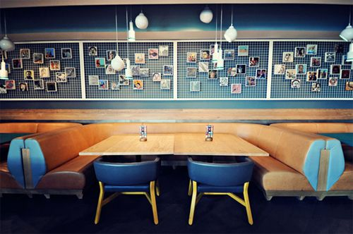 nandos restaurant- england