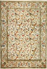 Diamond Ivory Golden Age Rug