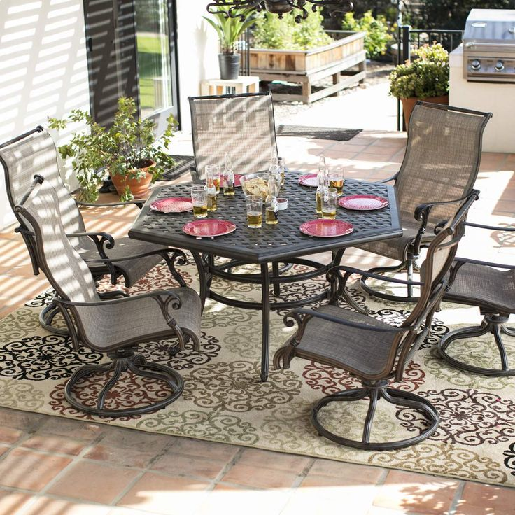 Catalina Patio Dining Collection 74 best Patios