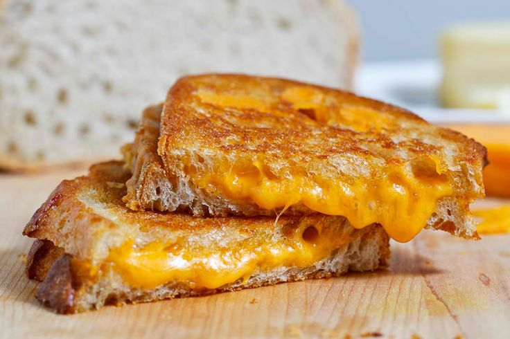 Grilled Cheese Food