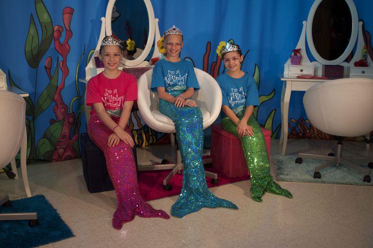 Fancy Fins Mermaid Boutique At Ripley S Aquarium Myrtle Beach