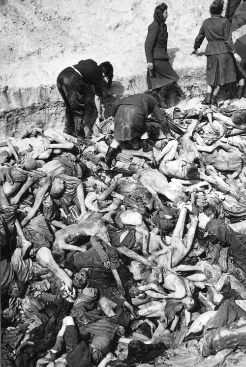 The World War Victims byGeorge Rodger