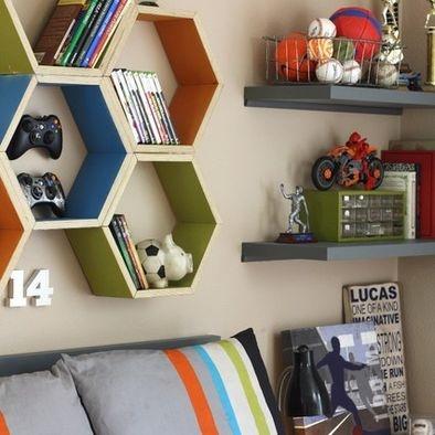 teen sports bedroom