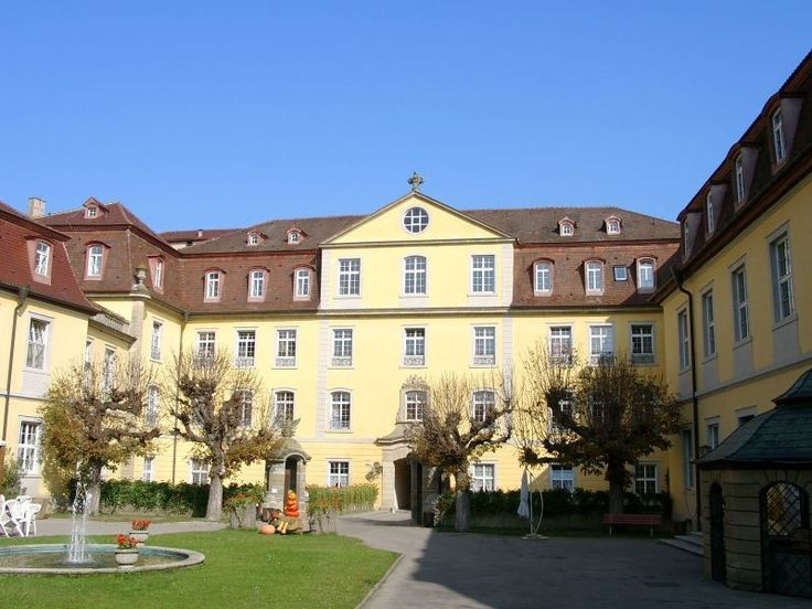 """Castle """"Kirchberg"""" in Baden-Württemberg, Germany."""