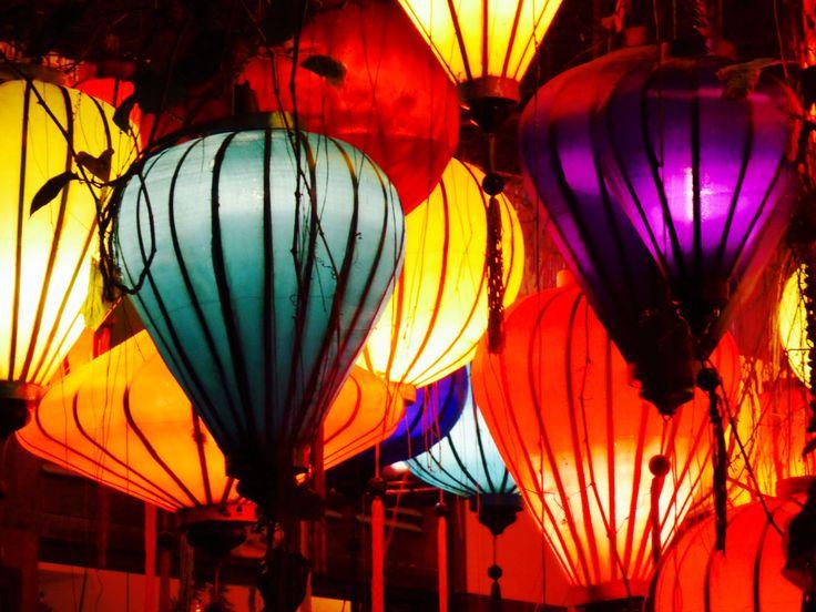 Vibrant nights Hoian