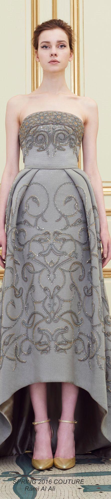 Rami Al Ali, Spring 2016 Couture