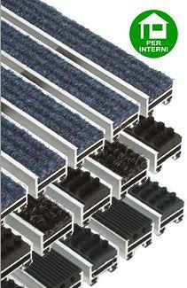 Top clean stabil - zerbini per esigenze particolari, Zerbini per ingressi da interno, GRIDIRON, griglie in acciaio inox, canali, recinzioni, cancelli, pilette, canaline, chiusini, zerbini