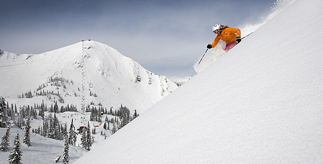 Powder Matt picks Fernie Alpine Resort, British Columbia, skiing, ski vacation, Adventure, Canada