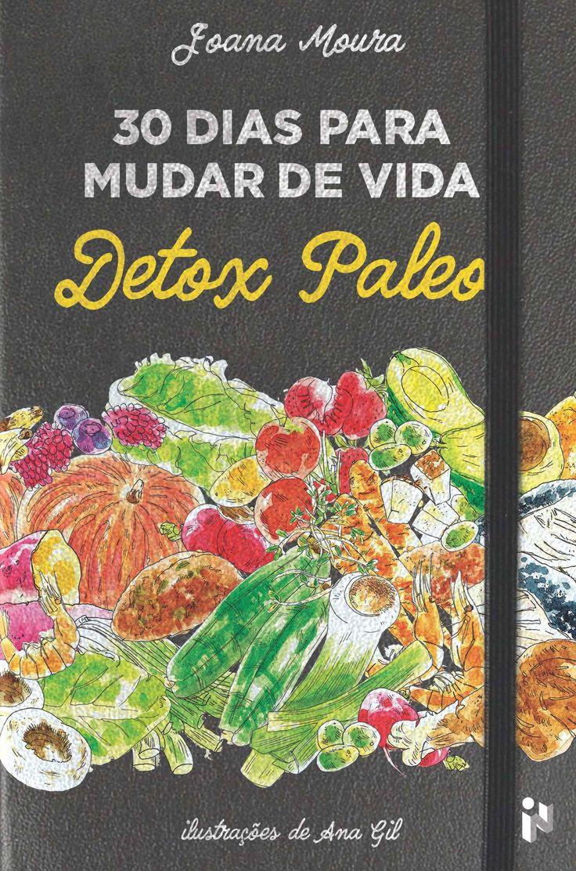 Giveaway: Livro Detox Paleo + Calendário 30 Dias