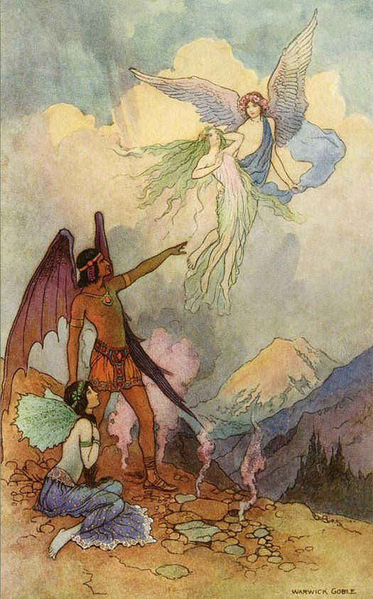 Warwick Goble at Art Passions