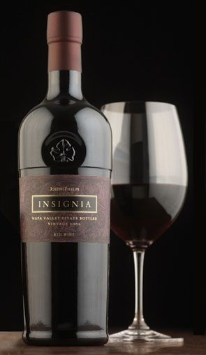 Joseph Phelps Insignia --- great wine for a special occasion.