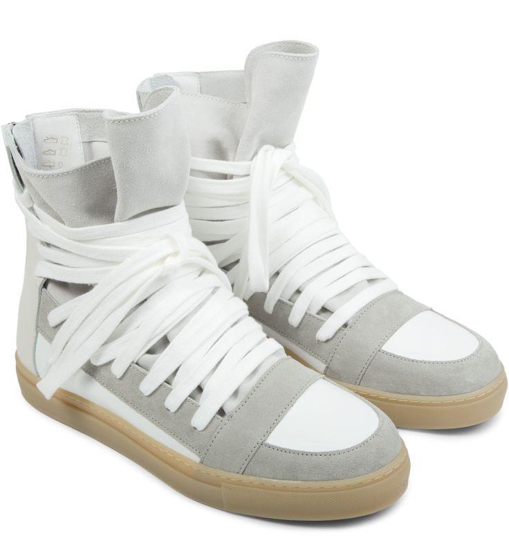 http://store.hypebeast.com/brands/krisvanassche/white-grey-rubber-multilace-sneakers
