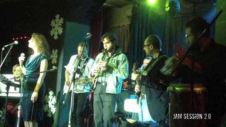 Blues: la grande Jam #musica #jamsession #jamsessionnight20  #jamsession20 #social #faiunclicksalisulpalco #livemusic