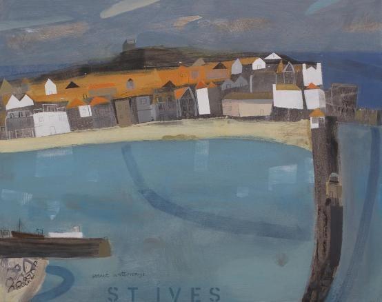Elaine Pamphilon - secret waterways, st ives